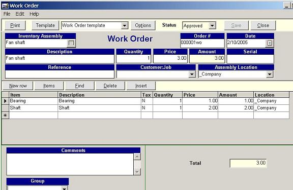 work order tracking template thevillas co
